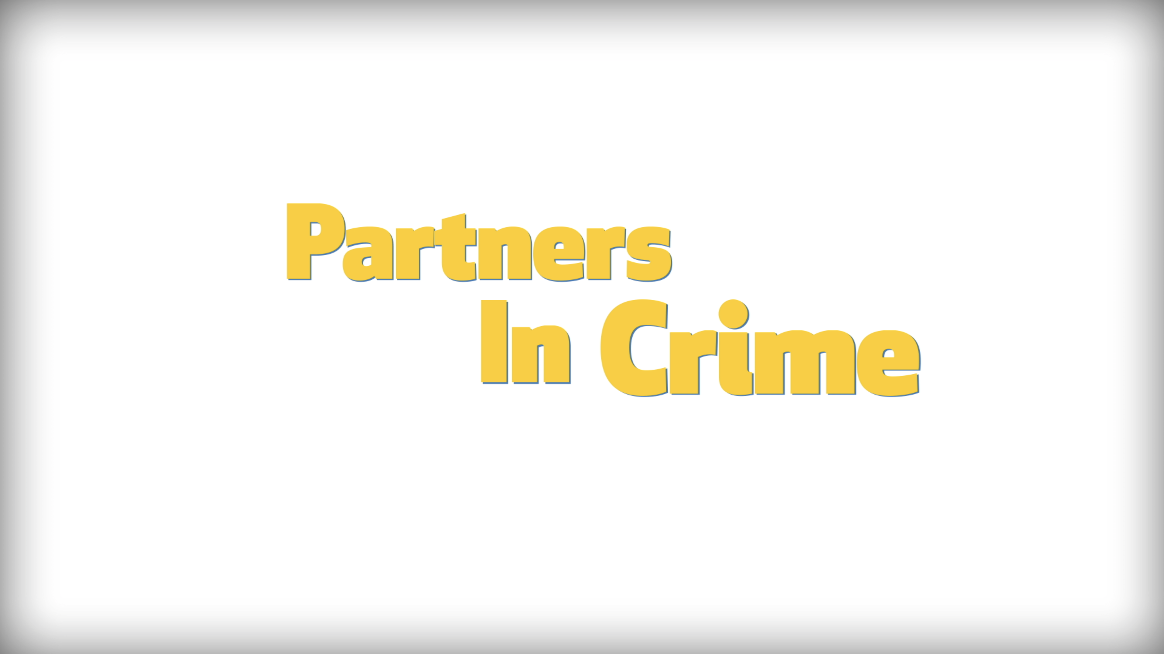 """""""Ace the Case"""" Behind the Scenes – PARTNERS IN CRIME"""
